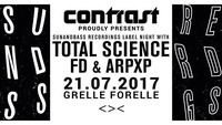CONTRAST presents Sunandbass Recordings Label Night@Grelle Forelle