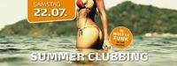 Summerclubbing mit DJ Wolf le Funk@Partyfass