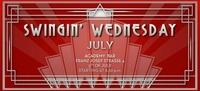Swingin' Wednesday Juli!@academy Cafe-Bar