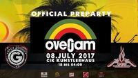 Overjam Party - Klagenfurt (G-Spot, Suedmassive, Overjam Sound)@CiK - Künstlerhaus
