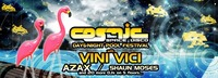 COSMIC  - Day & Night POOL-Festival mit Vini Vici live