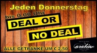 Deal or No Deal@Tanzstadl Arabia