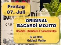Original Bacardi Mojito@Mausefalle