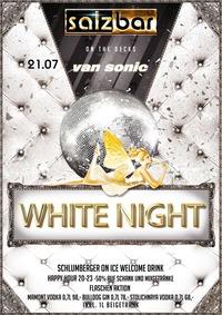 The White Night/DJ Van Sonic@Salzbar