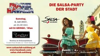 NOCHE HAVANA - 8.7.2017 - die Salsa Party der Stadt - SALSA CLUB SALZBURG@Nestroy im Schauspielhaus
