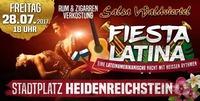 Fiesta Latina@Ypsilon