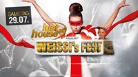WEISSis FEST@Lusthouse