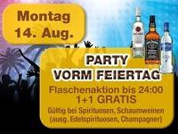 Party vorm Feiertag@Partymaus Wörgl