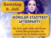 Wörgler Stadtfest – Afterparty@Partymaus Wörgl