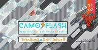 Camoflash -Electronic Music First-@Take Five