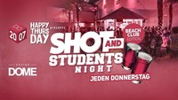 Shot & Students Night Beach Floor Edition@Praterdome