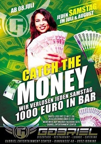 ☆ Catch the Money! ☆@Gabriel Entertainment Center