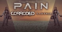 Halloween Metal Party - PAIN & Corroded & Sawthis@Komma