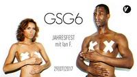 Das GSG6 Jahresfest mit Ian F.@Volksgarten Wien