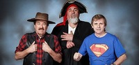 Baumann-Blaikner-Messner: Echte Helden wie wir@Oval