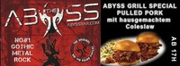 Abyss Grill Special - Pulled Pork@Abyss Bar