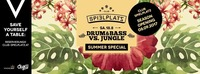 Drum&Bass vs. Jungle //Summer Special@Club Spielplatz