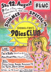 90ies Club: Summer Special #4!