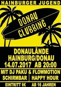 Donauclubbing@Donaulände