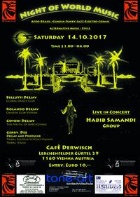 Night of World Music@Cafe Derwisch