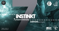 Nachtschwimmer x Instinkt wird 7 w. Dubphone (ro)@Pratersauna
