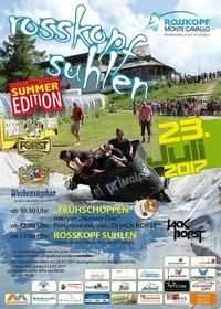 Rosskopf Suhlen - Summer Edition@Roßkopf Bergstation