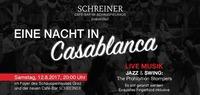 Eine Nacht in Casablanca@Schauspielhaus Graz