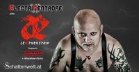 Leæther STRIP & Gunmaker live in Vienna!@AERA