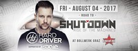 Road to Shutdown Festival - Bollwerk Graz / Hard Driver@Bollwerk