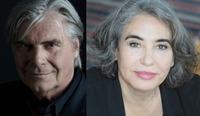Brigitte Karner und Peter Simonischek: Lesung@Odeïon Salzburg