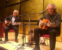 Michael Köhlmeier & Hans Theessink: Westernhelden@Odeïon Salzburg