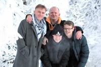 Edi Jäger & the godfathers of advent: Schnöde Bescherung@Odeïon Salzburg