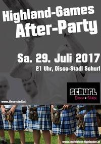 Highland Games After-Party@Disco-Stadl Schurl
