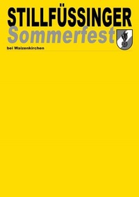 Stillfüssinger Sommerfest@FF-Stillfüssing