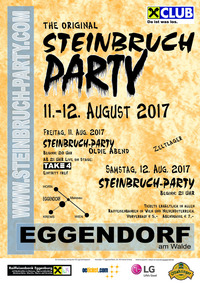 Steinbruchparty@Steinbruchparty Eggendorf