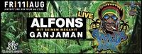 Alfons - Ganjaman Live@Excalibur
