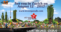 Street Parade 2017 - Official
