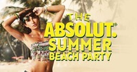 The Absolut Summer Beach Party@Rossini
