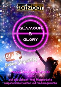 Glamour&Glory/DJ ONE @Salzbar