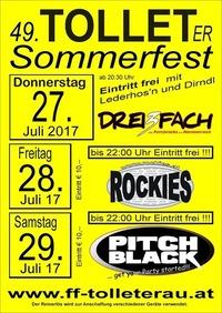 Tolleter Sommerfest 2017@Open Air Gelände