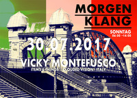 MorgenKlang with Vicky Montefusco / ITA@Club Atina Bar / Lounge