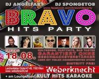 BRAVO Hits Party at Weberknecht // 18.08.2017@Weberknecht