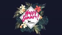 HAPPY - celebrating summer every friday!@Platzhirsch