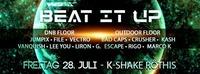 Beat It Up - Crew Night II@K-Shake