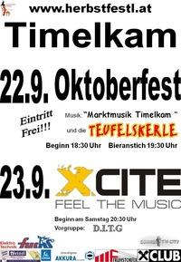 Timelkamer Herbstfestl@Michaeliplatz