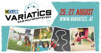Raiffeisen Variatics 2017: Summer Edition@Strandbad Baden