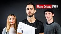 Manu Delago | WUK Wien@WUK