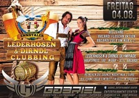 Lederhosen & Dirndl Clubbing!@Gabriel Entertainment Center