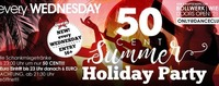 50 Cent -Summer – Holiday-Party!! Entry 16+@Bollwerk
