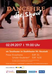 Dancefire - die Show@Stadttheater Wiener Neustadt